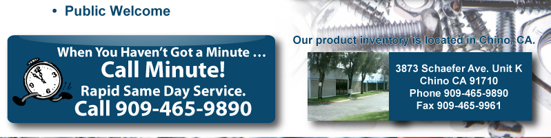 Rapid Same Day Service 909-465-9890